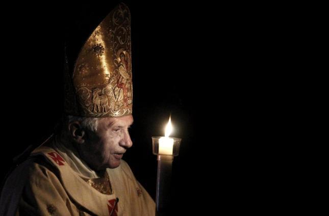 Papa y masoneria