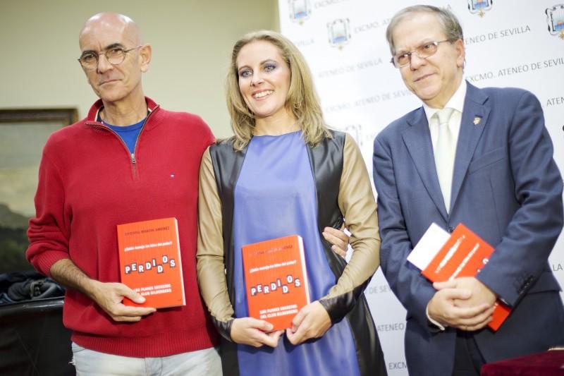 Presentación de Perdidos en Ateneo de Sevilla