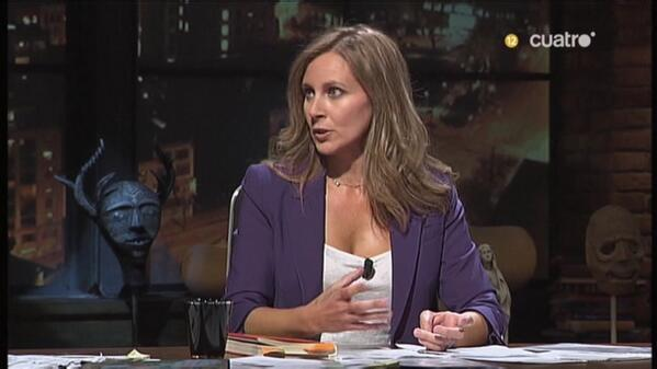 Club Bilderberg - Cristina Martín Jiménez en Cuarto Milenio