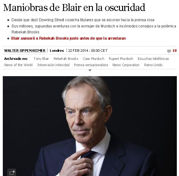 Tony Blair Club Bilderberg