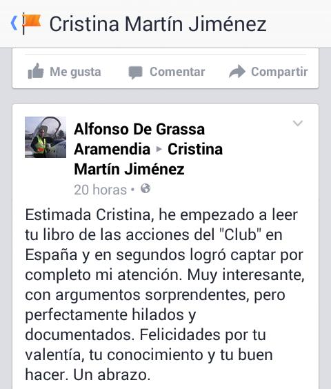 Los planes del Club Bilderberg para España - Cristina Martín Jiménez