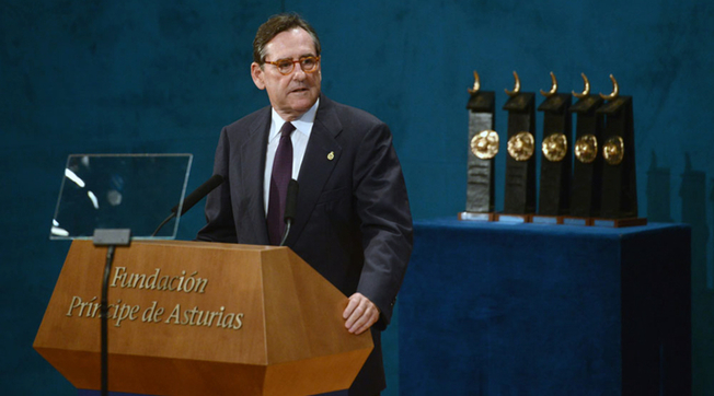 Matías Rodríguez Inciarte Fundación Princesa de Asturias