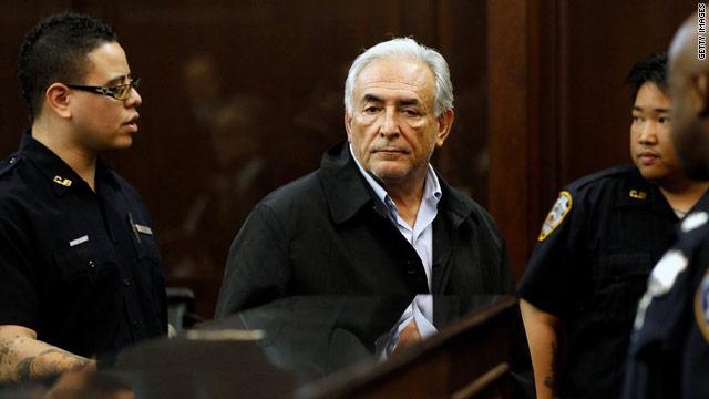 Dominique Strauss Kahn detenido