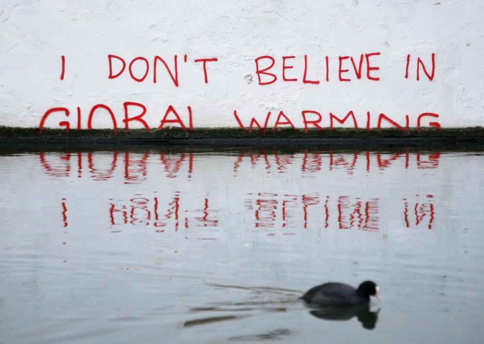 mentiras cambio climatico