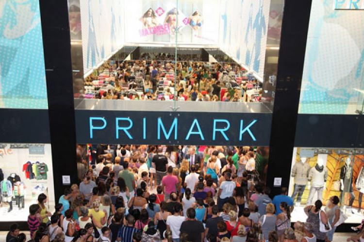 colas primark gran via madrid