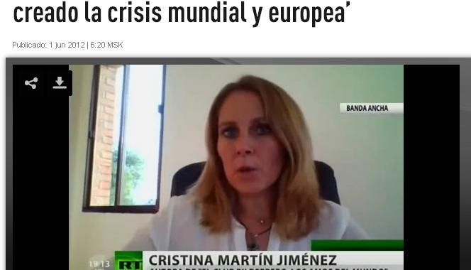 El Club Bilderberg gran teatro donde se ha creado la crisis mundial y europea