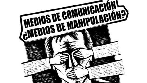 manipulacion medios comunicacion